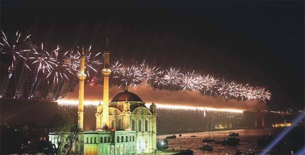 Tour de 11 dias por los Contrastes de Turquia con inicio los Lunes en ESTAMBUL